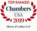 Top Ranked - Chambers USA 2019